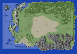 Minecraft World Maps by Explore The World Of Alagaesia As A 3d Recreation Inside