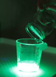 glow stick science chemical reaction lab a dab of glue will do