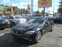 2009 bmw 750 price used 2009 bmw 7 series for sale pricing features edmunds
