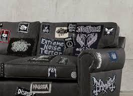Leather Patches For Sofa Own An Ugly