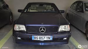 mercedes classic 2016 mercedes benz brabus sl 7 3s r129 6 december 2016 autogespot