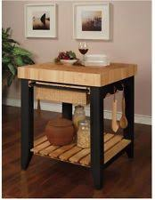 birch kitchen island birch kitchen islands kitchen carts ebay