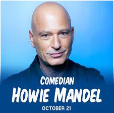 comedian howie mandeluptown theatre napa