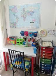 Homeschool Desk Where To Homeschool U0026 My Top 3 Organization Tips Satisfaction