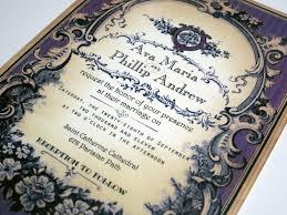 vintage wedding invitations vintage wedding invitation with rsvp sle parisian perfume