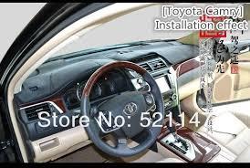 2011 toyota corolla accessories dashmats car styling accessories dashboard cover for toyota