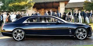 cadillac cts limo cadillac elmiraj sedan limo crossover rendered gm authority
