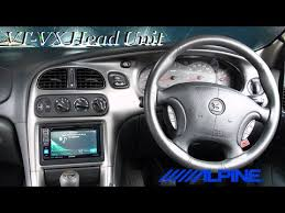 how to holden vt vx commodre hsv install head unit full