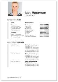 Lebenslauf Muster Ms Word Der Europass Lebenslauf Ist Eine Microsoft Word Vorlage Zum