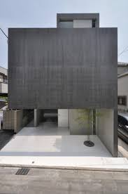 japanese minimalism house in kaijin by fuse atelier architecture pinterest