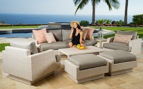 White Wicker Patio Chairs Furniture Great Summer Winds Patio Furniture For Patio Furniture