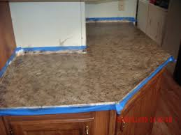 granite give your kitchen looks fresh with faux granite