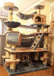 best 25 cat trees ideas on cat house diy cat towers