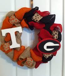tn and ga house divided wreath burlap 35 00 tlmunda yahoo com