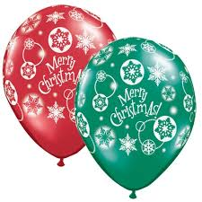 Snowflake Balloons Christmas Balloons Party Supplies Canada Open A Party