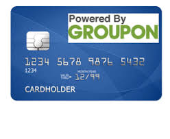 if groupon cashes in at the register can credit cards be far