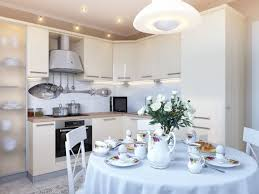kitchen and dining room design classic white wooden kitchen island