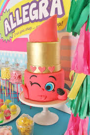 shopkins birthday party via little wish parties childrens party