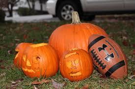 halloween football and sacrificial love sharidragovich