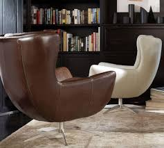 Pottery Barn Leather Chair Wells Leather Armchair Pottery Barn Au