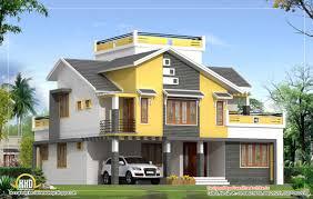 Narrow Lot House Plan January 2012 Kerala Home Design And Floor Plans