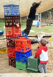 Challenge Risks Let The Children Play Outdoor Play When Benefits Outweigh The
