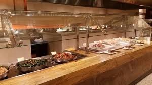 Cosmopolitan Hotel Las Vegas Buffet by Hotel Breakfast Buffet Just One Of Many Tables Picture Of The