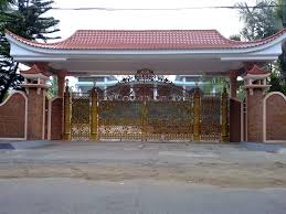 Kerala Home Gates Design Colour by Ese Tea Gardens Gate House Narrating Kayoz Goes Travelling