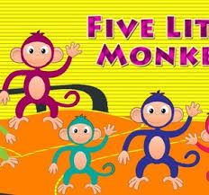 No More Monkeys Jumping On The Bed Song Five Little Monkeys Jumping On The Bed Preschool And