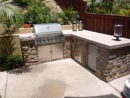 backyard kitchens overwhelming shaped outdoor kitchens kitchen backyard kitchen l