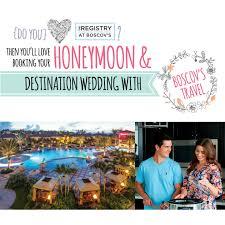 wedding registry vacation boscovs wedding registry 28 images wedding registry and