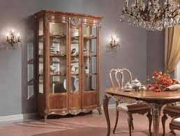 classic china cabinet wooden paris vimercati meda luxury