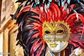 carnival masks for sale up of colorful carnival masks for sale florence tuscany