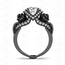 black gold engagement ring general information about black gold engagement rings jewelry