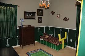 Football Room Decor Football Bedroom Decorating Ideas For A Cool Bedroom Jenisemay