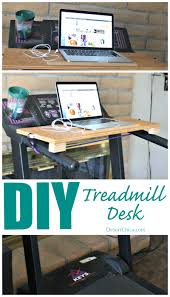 Diy Treadmill Desk Diy Treadmill Desk Desert Chica