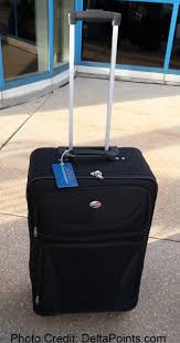 delta airlines baggage policy delta u0027s baggage fees are really too low u0026 should go up renés