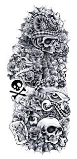 new school tattoo drawings black and white 1 2 sleeve tattoo flash new school images for tatouage