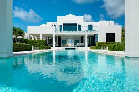 Windermere Luxury Homes by The Windermere Leeward Canal Providenciales Provo Turks And