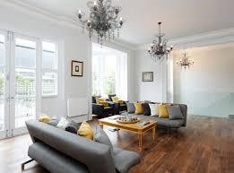 coussin canapé gris déco moderne pour le salon 85 idées avec canapé gris