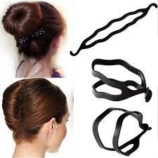 headband styler professional hair braid tool twist styling clip stick bun maker