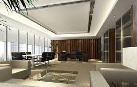 Office Design Ideas Pinterest General Manager Office Interior Design Rendering With French