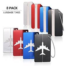 luggage tags bag tag travel id labels tag for