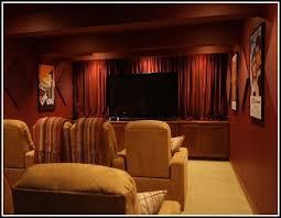 red velvet home theatre curtains curtains home design ideas