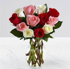 multicolor roses angie s for my faithful multicolor roses angie s floral