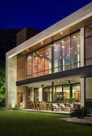 Modern Exterior Design by Architecture Architect House Terrace Pozas Arquitectos