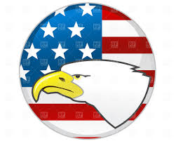 Usa Flag Vector American Flag Eagle Clip Art Free Clip Art Clipart Bay