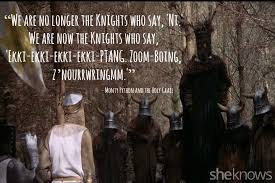 holy grail best quotes