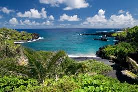 Black Sand Beaches Maui by Honokalani Black Sand Beach Photos Travelogue U0026 Reviews By John