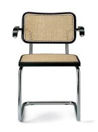 Cesca Armchair Cesca Side Chair Cane Designed By Marcel Breuer Produced By